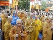 Félicitations pour le 2555e anniversaire du Bouddha