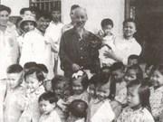Laos : concours d'étude sur la vie de Ho Chi Minh