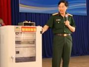 Premier système d'alerte aux tsunamis au VN
