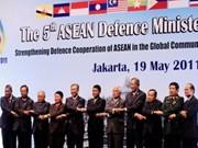 ASEAN: ouverture de la conférence des ministres de la Défense