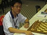Echecs : Le Quang Liem, super grand maître mondial