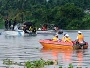 Binh Duong : 15 morts dans le naufrage d'un bateau de tourisme