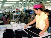 Textile : 1,5 milliard de dollars d'exportation en mai