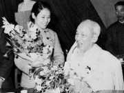 Une exposition sur Ho Chi Minh et la voie du salut national