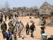 La Thaïlande et le Cambodge devant la CIJ