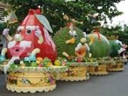 HCM-Ville : Ouverture du Festival des fruits du Sud
