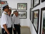 Exposition de photos sur le général Vo Nguyên Giap