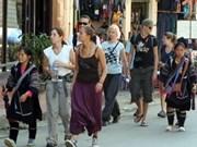 Plus de 2,5 millions de touristes étrangers en cinq mois
