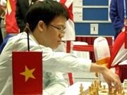 Echecs : Le Quang Liem 28e mondial