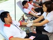 Cent donneurs de sang à l'honneur