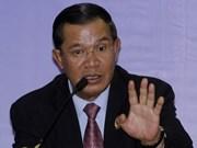 Le Cambodge appelle à un règlement pacifique du litige frontalier