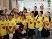 Vietnam-France : Echange d'amitié entre les élèves