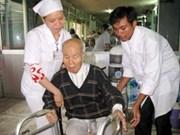 Publication du recensement général de la population du Vietnam