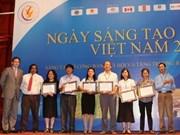 Journée d'innovation vietnamienne : 16 initiatives primées