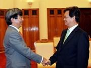Le Vietnam fait grand cas des contributions de la BAD