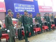 Cambodge: rapatriement de restes de volontaires vietnamiens