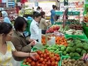HCM-Ville : un plus bas taux d'inflation depuis sept mois