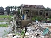 La tempête Haima fait 16 morts et 4 disparus