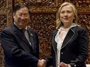 ASEAN-Etats-Unis : coopération pour le maintien de la paix