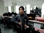 Deux Vietnamiens incorporent l'Orchestre des jeunes d'Asie