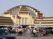 Forum des hommes d'affaires vietnamiens au Cambodge
