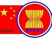 Commerce ASEAN-Chine : augmentation de 37 fois en 20 années
