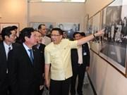 Exposition photographique sur les relations Thaïlande-Vietnam