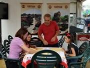 Le Vietnam à la Foire Fortenzza d'été en Italie