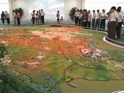 Mise en chantier de la ligne ferroviaire urbaine de Hanoi en 2012