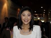 Yingluck Shinawatra élue Premier ministre de Thaïlande