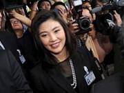 Le roi thaïlandais approuve Yingluck Shinawatra comme Premier ministre