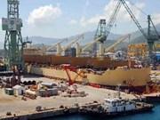 Hyundai Vinashin: construction des trois navires pour les étrangers