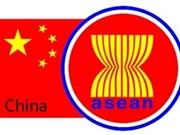 La Chine, le plus grand partenaire commercial de l'ASEAN