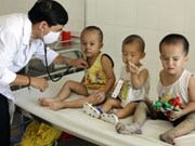 """Aide de l'UE contre la maladie ''main-pied-bouche"""""""