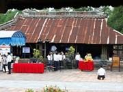 Hue : restauration de la pagode Ta Tung du mausolée de Minh Mang