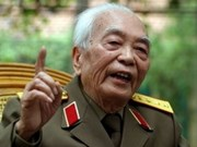 Le général Vo Nguyen Giap va célébrer son centenaire