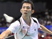 Badminton : Prix international de Ho Chi Minh-Ville