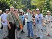 Le Vietnam a accueilli près de 4 mlns de touristes étrangers