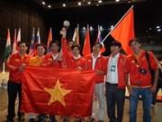 ABU Robocon 2011 : le Vietnam décroche le bronze