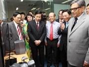 Ouverture d'un Centre VN-Inde de formation aux TIC