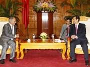 Le Vietnam oeuvre au développement des TI avec l'Algérie