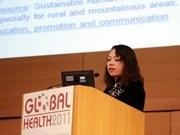 Le Vietnam à une conférence mondiale sur la santé en Grande-Bretagne