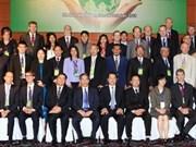 Ouverture du Forum d'Asie-Europe sur la croissance verte