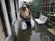 Des centaines de personnes tuées par les inondations en Thaïlande et au Cambodge