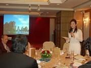 Promotion de l'élection de la baie de Ha Long à Hong Kong