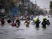 ASEAN: envoi d'une équipe d'évaluation des inondations en Thaïlande