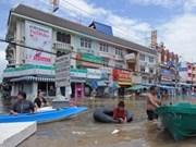 Thaïlande: l'eau est entrée dans les quartiers nord de Bangkok