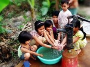 Eau potable : les donateurs s'engagent à poursuivre leurs aides