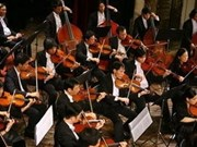 L'Orchestre symphonique national se produit à New York