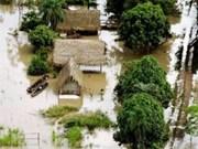 World Vision aide à la limitation des effets des calamités naturelles